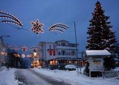 Weihnachten im  Kur- und Wellness Hotel Mönchgut, 18586 Göhren