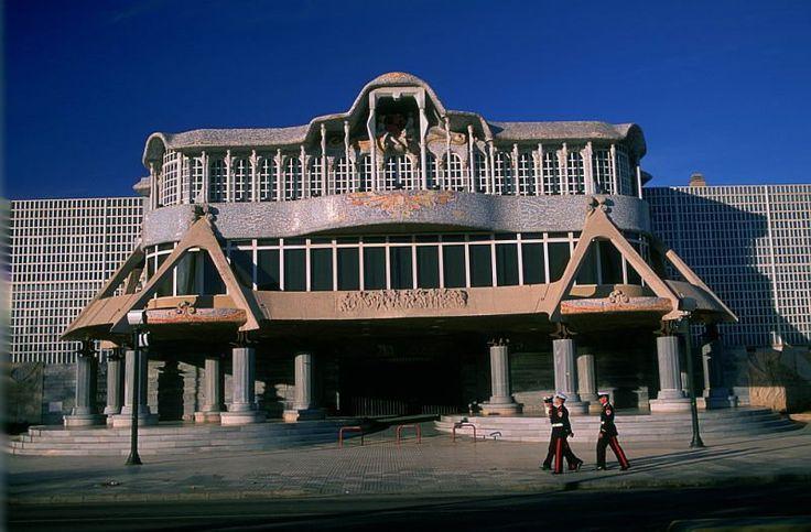 Asamblea Regional - Cartagena - España
