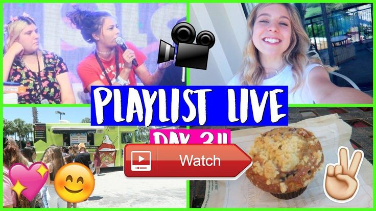 Playlist Live Day Meeting Tanner Braungardt Danielle Carolan  Woohoo for another vloggggg Day was so much fun and I'm so thankful I got to go to Playlist Live Orlando 17 Make su
