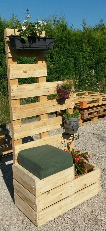 29 Gartenideen Mit Europaletten Palettenmobel Im Freien Gartengestaltung Ideen Paletten Ideen Garten