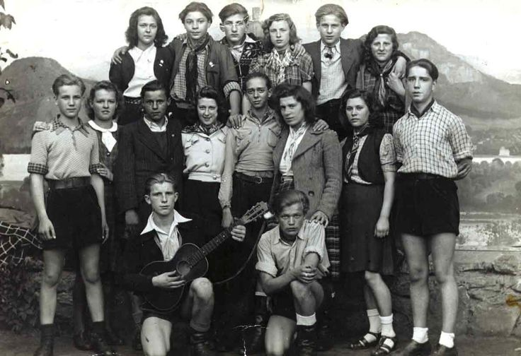 In contrast, the Edelweißpiraten offered young people considerable freedom to express themselves and to mingle with members of the opposite sex, whereas Nazi youth movements were strictly segregated by gender, the Hitler-Jugend for boys and the Bund Deutscher Mädel for girls.