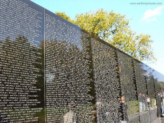 17 Best ideas about Vietnam Veterans Memorial on Pinterest