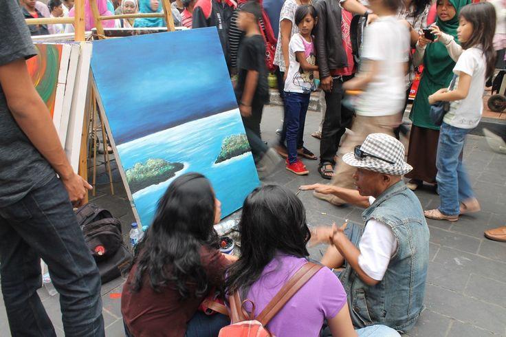 Braga Festival 2013 #art #festival #bandung #braga #indonesia #seni #inspirasi
