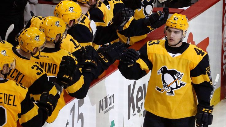 The Associated Press    Left-winger has been part of back-to-back Stanley Cup champions    The Associated Press Posted: Jul 30, 2017 2:41 PM ET Last Updated: Jul 30, 2017 2:41 PM ET      The Pittsburgh Penguins have agreed to terms with forward Conor Sheary on a $9 million US,... - #3Year, #Agree, #CBC, #Conor, #Deal, #NHL, #Penguins, #Sheary, #Sports, #Terms, #World_News