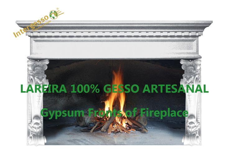 #Lareira WHITE TOUCH !! É resistente ao fogo... ao calor, é feita a sua maneira e medida, é simples... é Intergesso! #Fireplace White Touch!! It´s fire resistant... heat, it´s made your way and measure, it´s simple... it´s intergesso.#Cheminée WHITE TOUCH !! Il est résistant au feu ... la chaleur, est fait votre chemin et mesure... est Intergesso! AP120 + Bh28 = Lareira White Touch. #Decoração amiga do ambiente. #Environmentally friendly decoration. #Décoration ami de l'environnement.