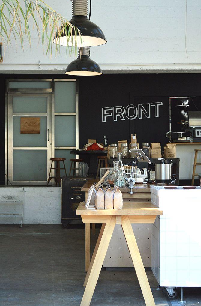 Front Coffee // Potrero Hill, San Francisco.