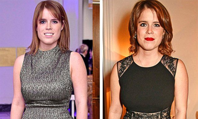 She has spent the past few months denying that she has become secretly engaged, but Princess Eugenie is looking particularly slim these days. Is it the result of a pre-wedding crash diet?