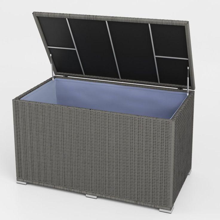 best 25 gartentruhe ideas on pinterest sichtschutzzaun pergola beleuchtung and bambus screening. Black Bedroom Furniture Sets. Home Design Ideas