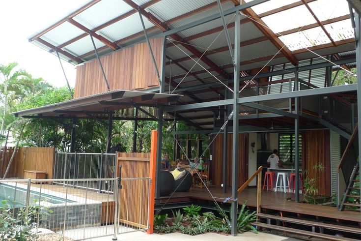 NT Strohmayr House — Troppo Architects
