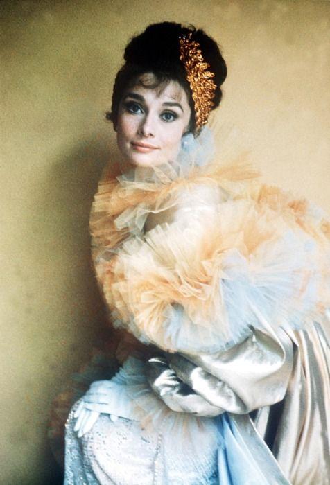 I Love You, Audrey Hepburn.