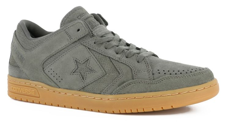 Converse Weapon Skate OX-Charcoal/Gum