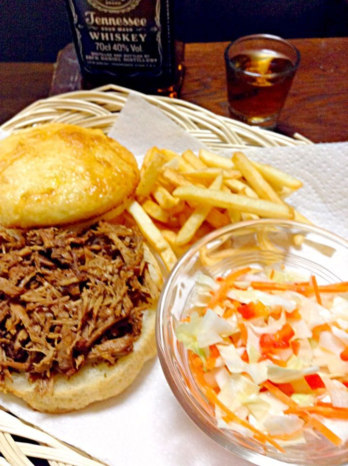 Pulled Pork & Coleslaw