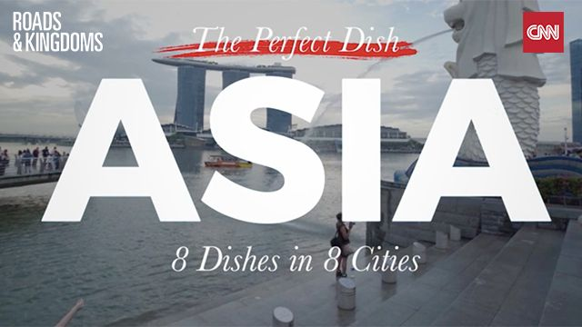 """Explore Parts Unknown Presents """"The Perfect Dish: Asia"""" Video Series"""