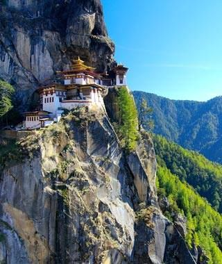 World's Most Amazing Views  From the Paris skyline to the rocky cliffs of Bhutan's Paro Valley, the 10 best views from around the globe. [http://goo.gl/p75dz6] Compiled by: Travel + Leisure