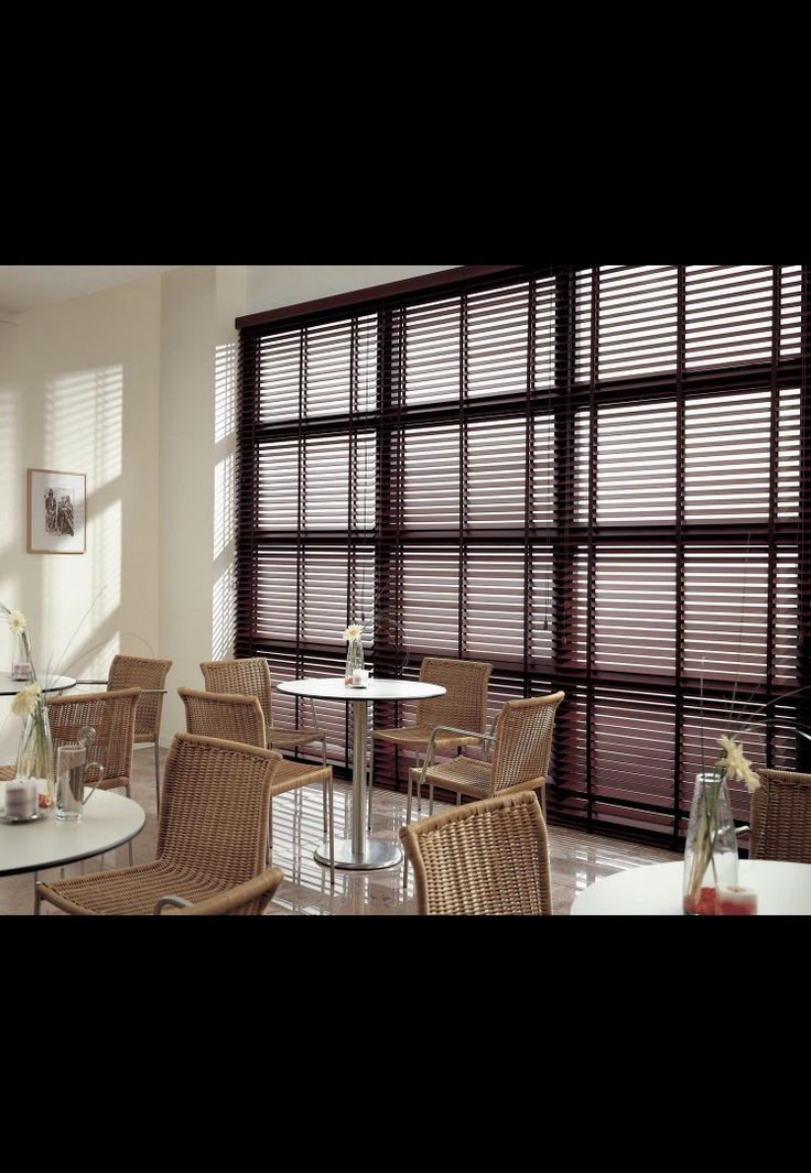 10 best Decorative Wood Blinds images on Pinterest