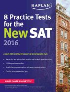 Practice makes perfect! Prepare for the New SAT with confidence! With more than 75 years of experience and more than 95% of our students getting into their top-choice schools, Kaplan knows how to incr
