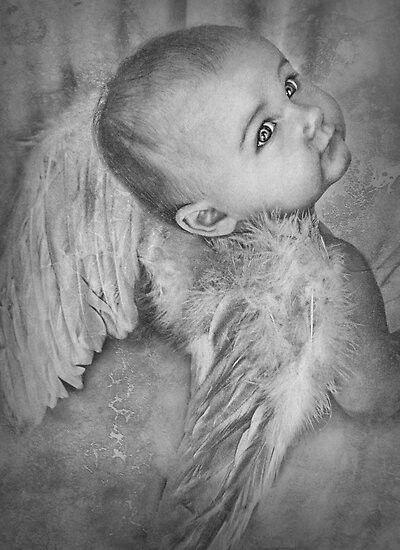 Cutest cherub pic ever