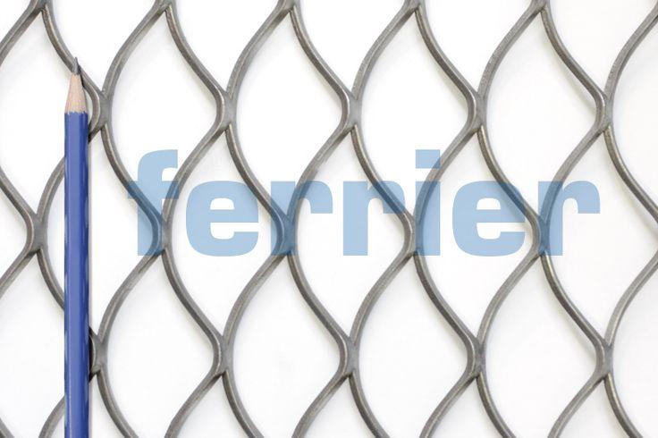 Ferrdxm0070 pattern, mild steel (unfinished) material.