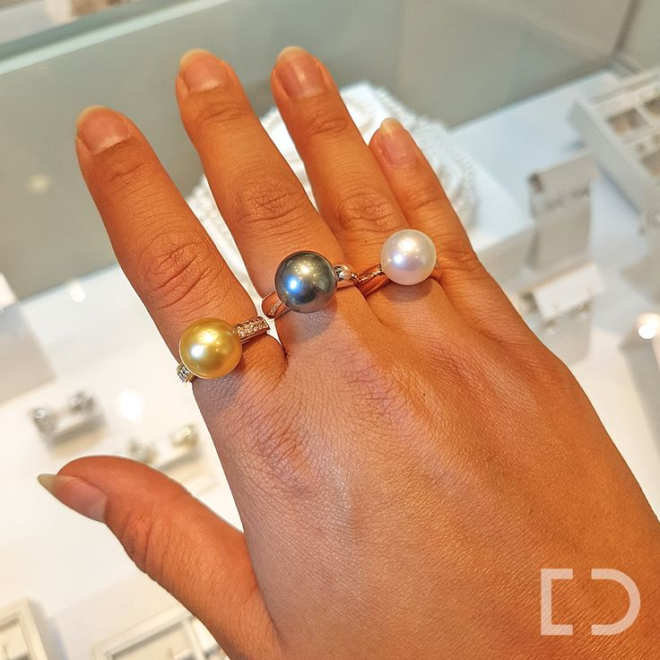 """  The Birthstone of June   """"The pearl is the queen of gems and the gem of queens."""" If you have your birthday in June then you should stop by to get yourself or someone you love, a stunning pearl accessory fit for a queen. #DuffsJewellers #Pearls"""
