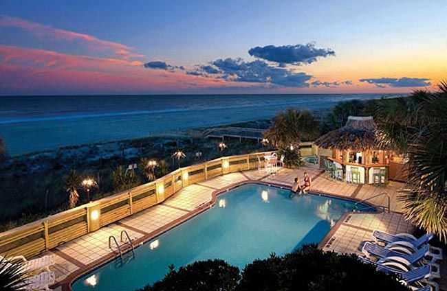 The Winds Resort, Ocean Isle Beach, NC. And this is why I LOVE NC !!