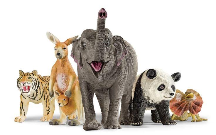 tiptoi Tiere Asien Australien
