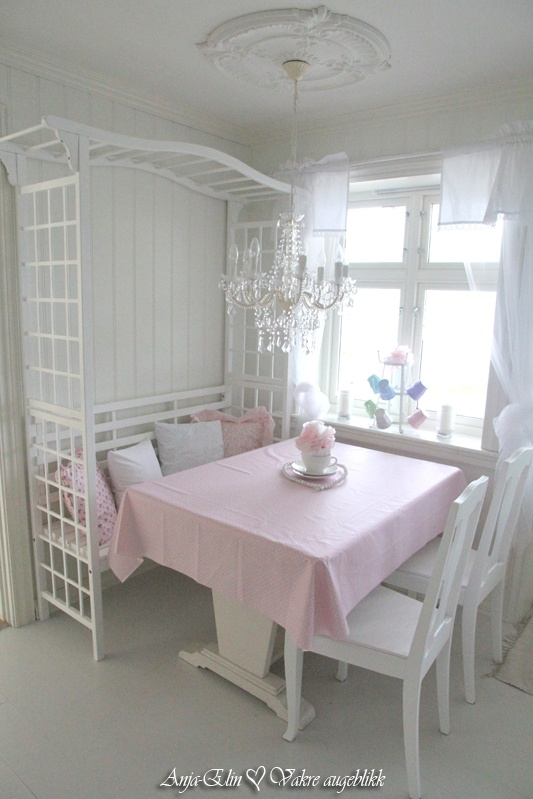 My kitchen in pink ♥