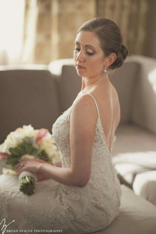 Bridal Makeup Done By Me You Make Blush Photographer Bryan