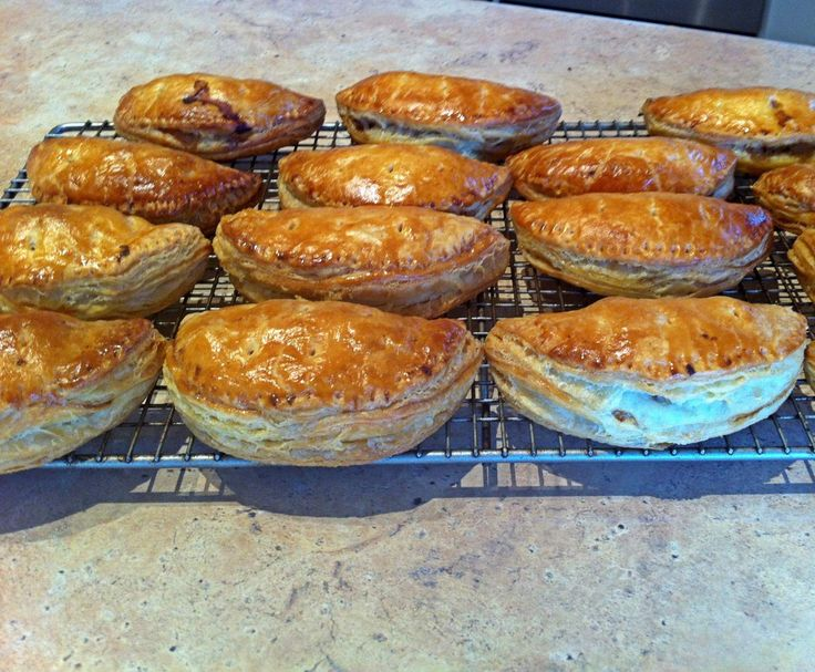 Recipe Rough Puff Pastry by The Bush Gourmand - Recipe of category Baking - savoury