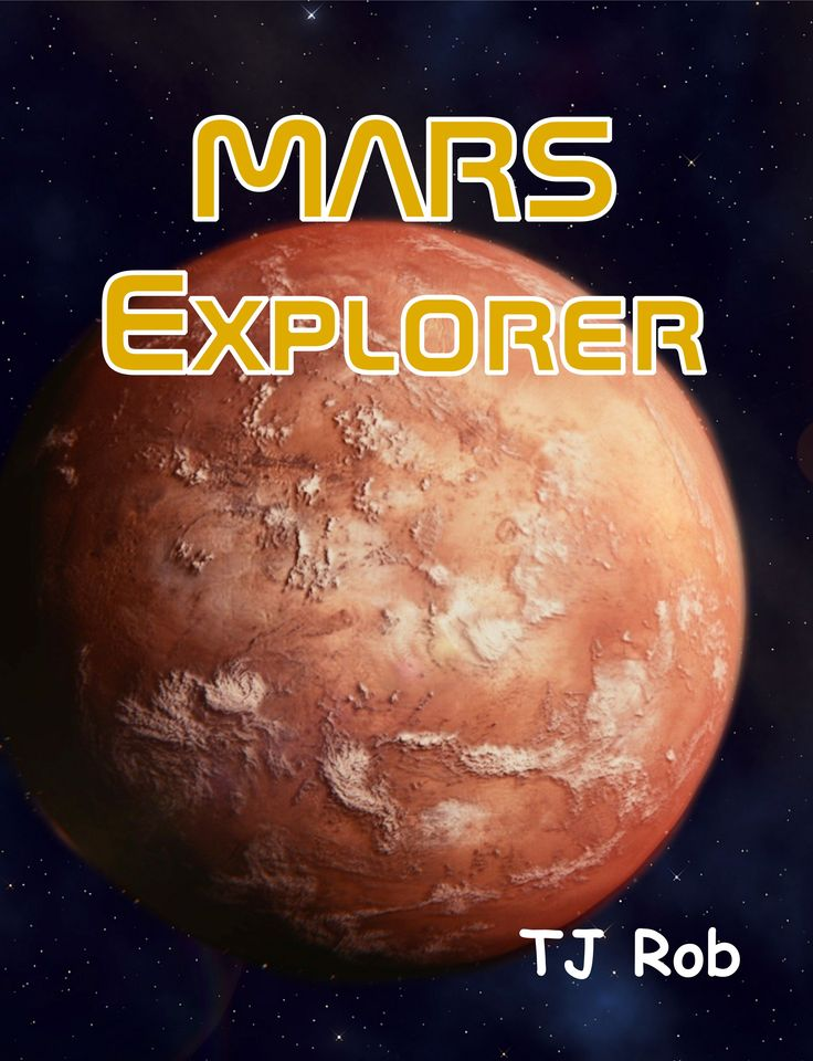 Are we going to go to Mars? - here's a whole lot of facts about Mars and Exploring Mars that you may not know about!  #space #mars #kidslit