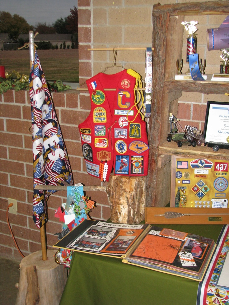 Eagle Scout Court of Honor Tablescape   The Apple of His Eye