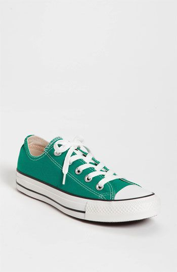 Comes in any color that makes you happy!  Wear with jeans on Converse Chuck Taylor® Low Sneaker (Women) | Nordstrom