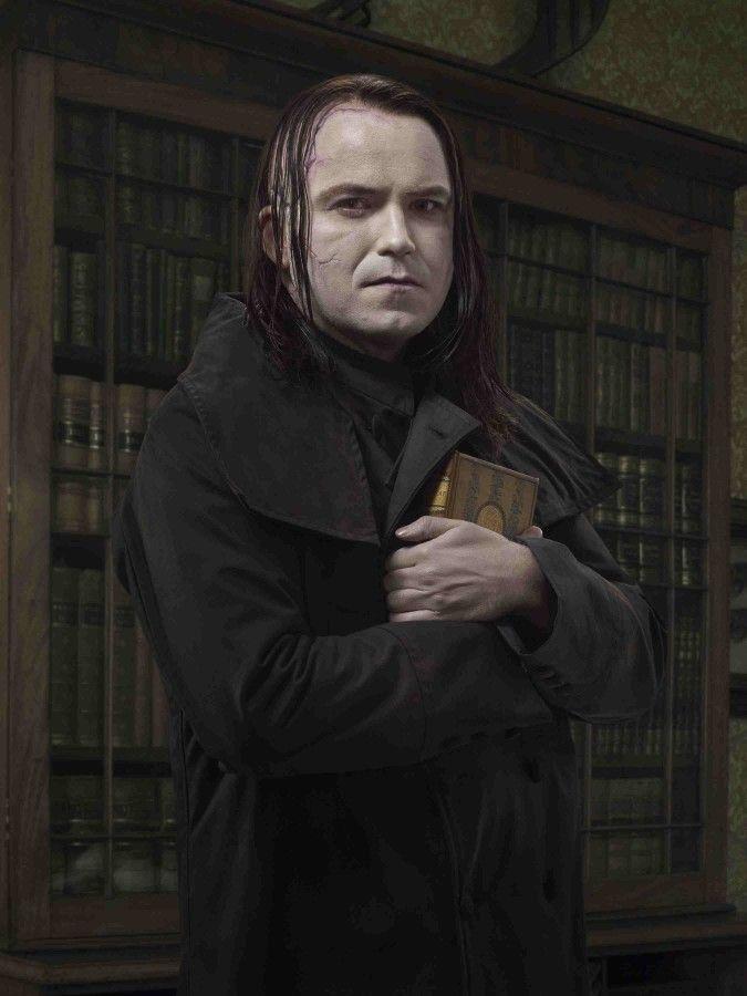 Rory Kinnear as Caliban   Penny Dreadful