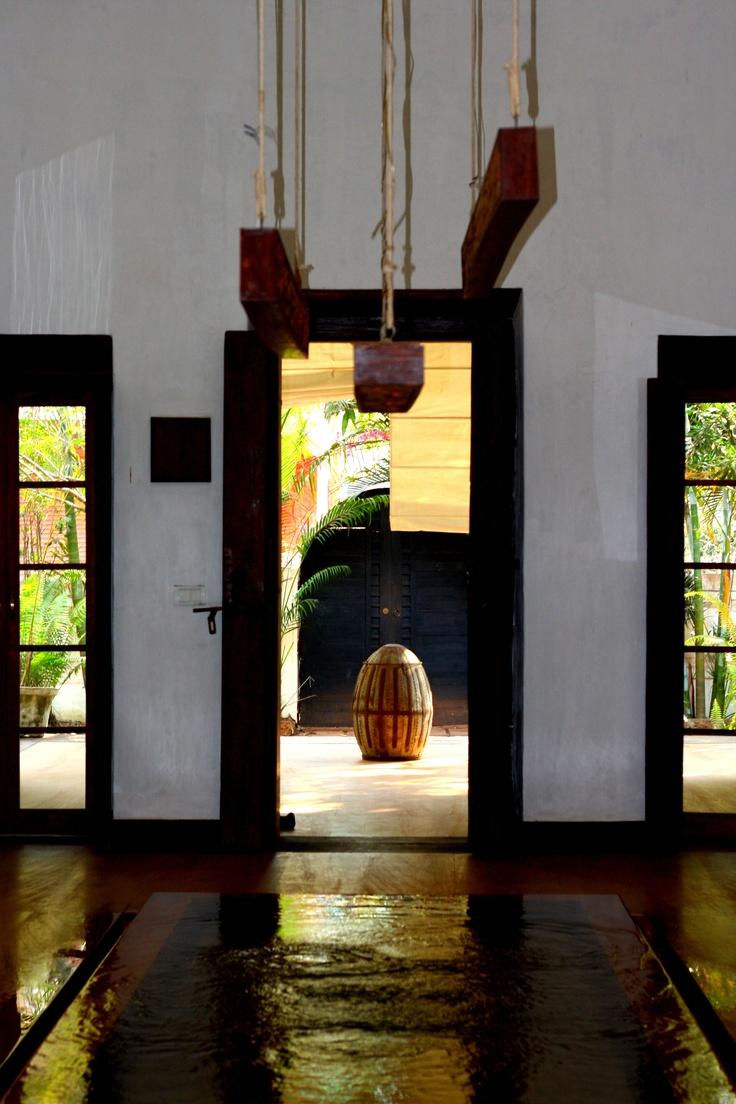 Pool within your villa #Goa #India