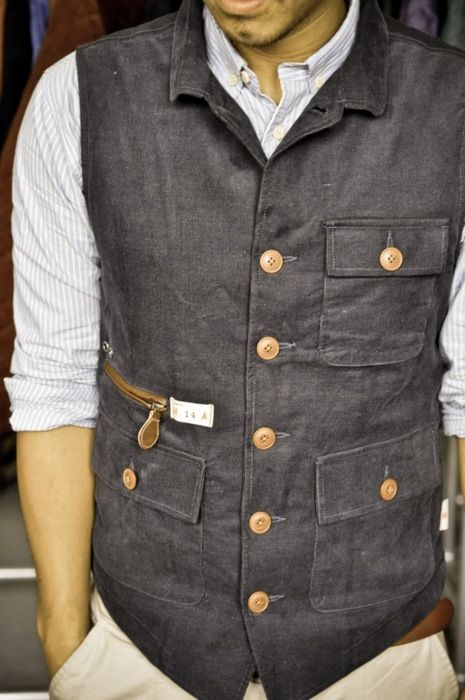 Another vest...