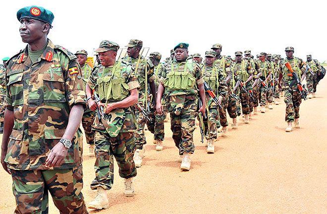 Somalia:AMISOM re-evaluates priorities at Kampala meeting