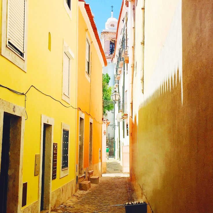 2 weeks in Portugal, part one | from Lisboa to Algarve
