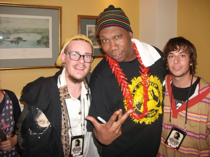 Went to the awesome city of Wellington to meet Hip-Hop legend KRS-ONE stoked #greatwalker