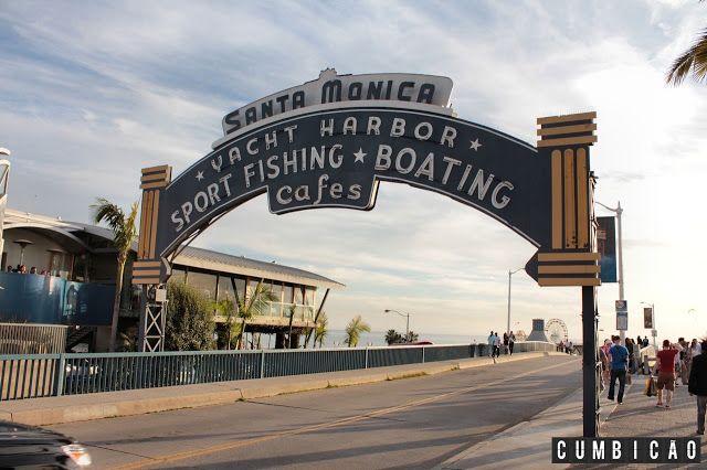 Cumbicão: Dicas dos EUA (VIII): Santa Mônica e Venice Beach, imperdíveis