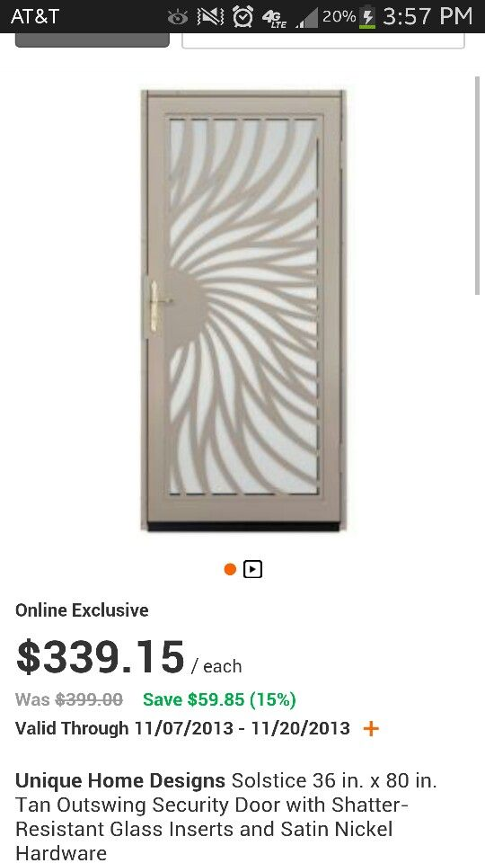 24 best Screen doors images on Pinterest | Screen doors, Wrought ...
