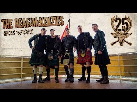"""From the new album """"Two Devils Will Talk"""" coming March 3rd! Pre-order: http://smarturl.it/duewest NOW CELEBRATING 25 YEARS OF THE REAL McKENZIES! https://www.fatwreck.com http://www.stomprecords.com"""
