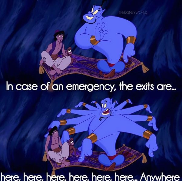 Aladdin... I can't even count how many times I have watched this wonderful movie.