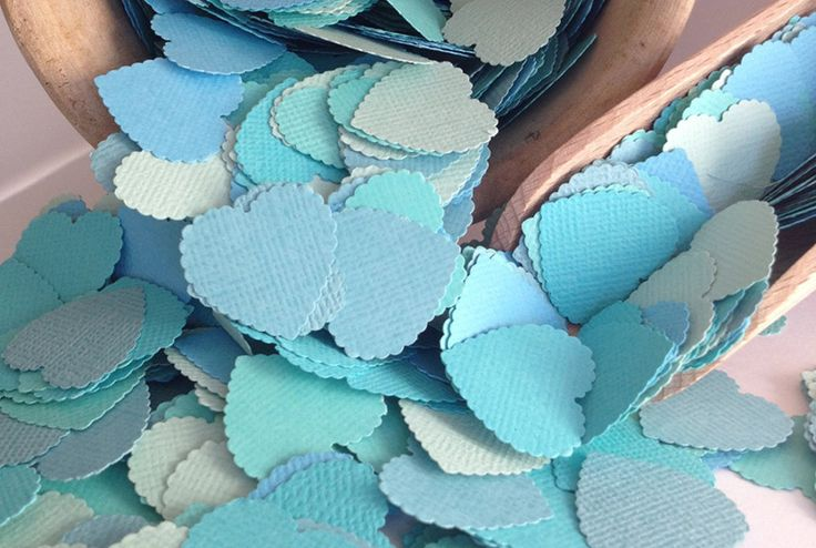 10 Paper Lane @Etsy, Tropical Collection Wedding Confetti ($11.14)
