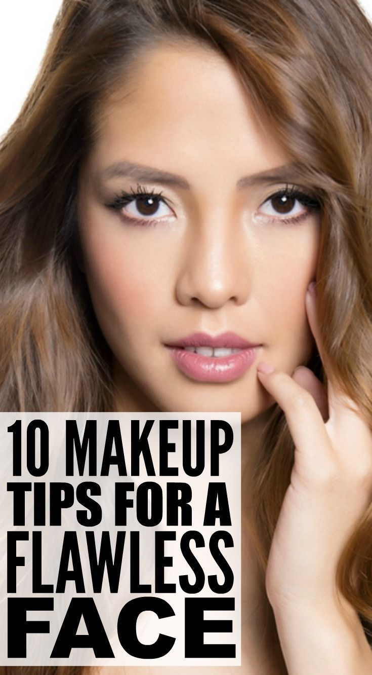 If you're looking for makeup tips for beginners (and teens!) to teach you how to apply foundation, blush, eyeshadow, eyeliner, mascara, and lipstick CORRECTLY, as well as the secrets behind contouring, highlighting, and proper eyebrow shaping for a natural, flawless look, this collection of step-by-step makeup tutorials is exactly what you need!