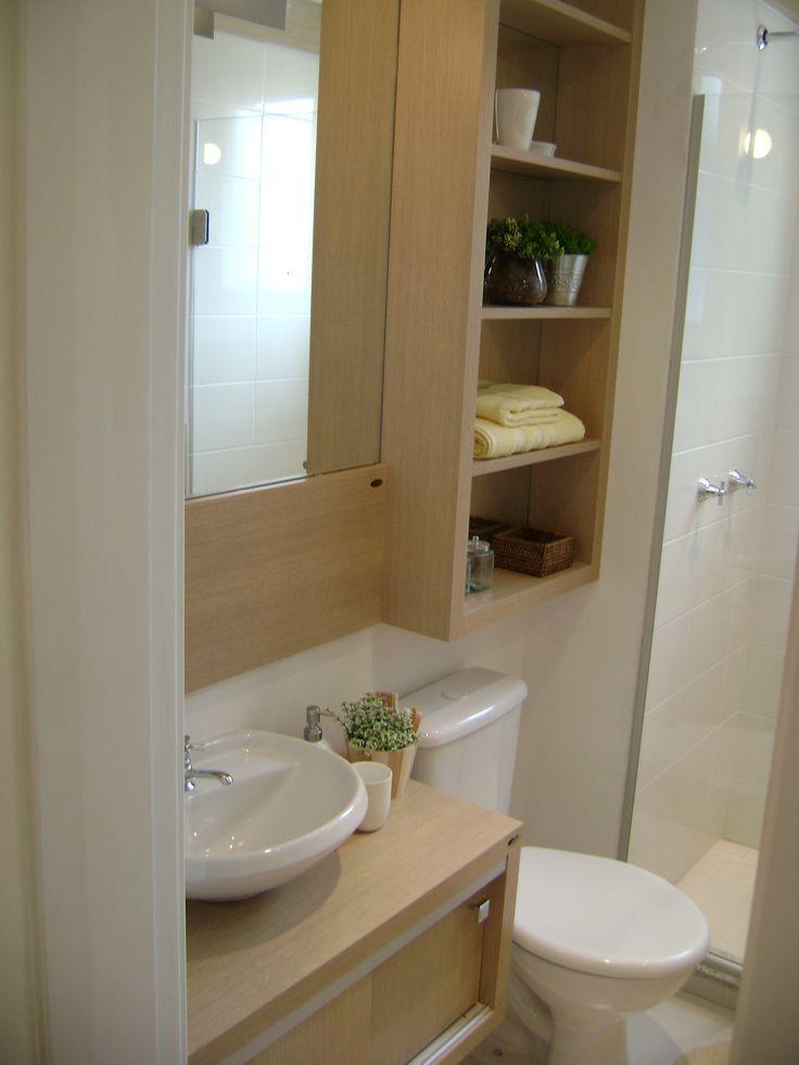 Banheiro empreendimento Terrabela Zona Sul #RS - 2 dormitórios / Terrabela Zona Sul Bathroom