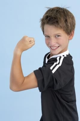 Nutrition For Children With Low Muscle Tone | LIVESTRONG.COM