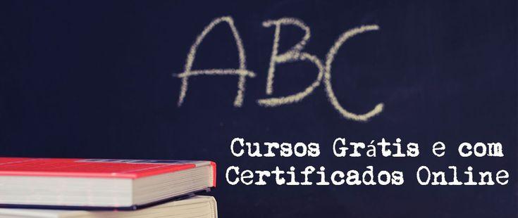Cursos Grátis e com Certificado Online