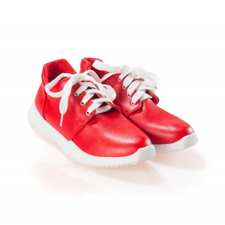 Adidasi dama rosii Lido la pretul de 59.00 RON. Comanda Adidasi dama rosii Lido de la Oteros!