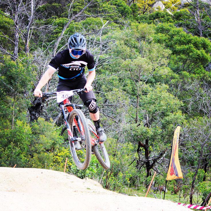 MTB races at the YouYangs. #MTB #YouYangs #YouyangsMTB #Victoria #downhill #bikes #outdoors
