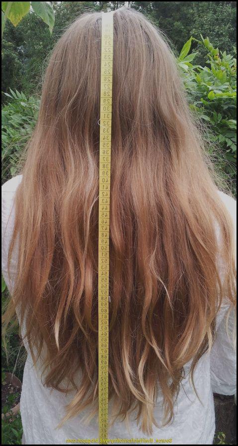 Einzigartige Lange Haare Gerade Abschneiden Luxus Selber Schneiden