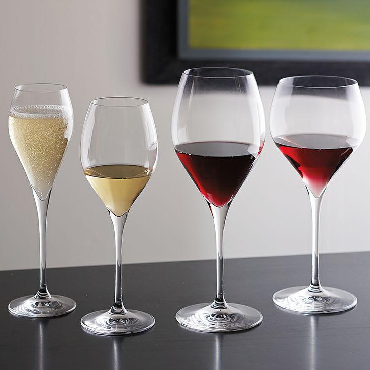 Spiegelau Adina Prestige wine glasses combining craftsmanship with innovation